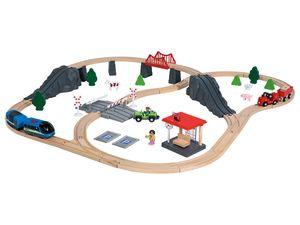 PLAYTIVE® JUNIOR Eisenbahn