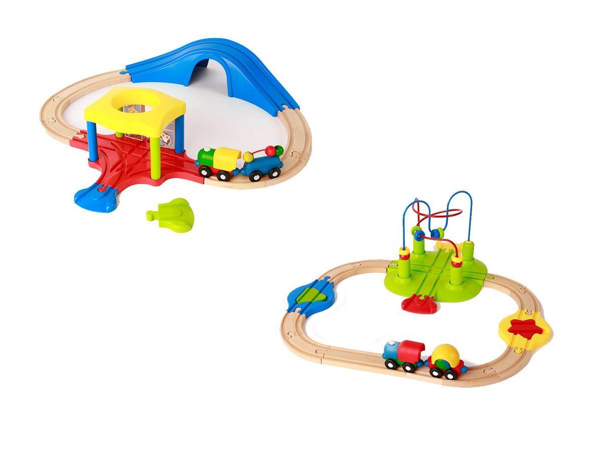 Bild 1 von PLAYTIVE® JUNIOR Holzbahn