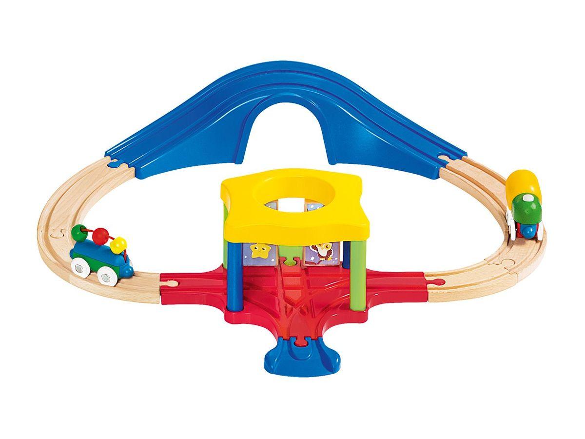 Bild 2 von PLAYTIVE® JUNIOR Holzbahn