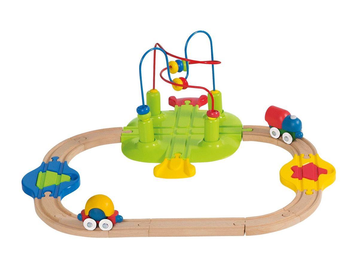 Bild 3 von PLAYTIVE® JUNIOR Holzbahn