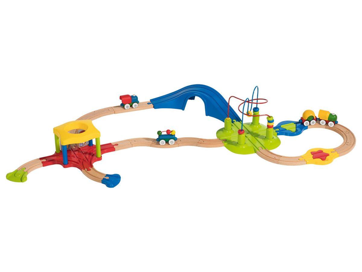 Bild 4 von PLAYTIVE® JUNIOR Holzbahn