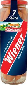 Böklunder Premium Wiener 7 St.=330g im Saitling