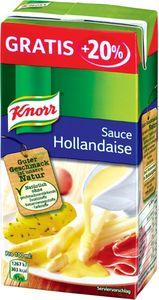 Knorr Sauce Hollandaise +20% gratis