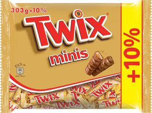 TWIX® MINIS 303g+10% 333g