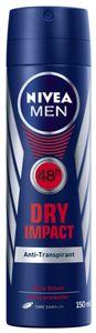 Nivea Men Deo Spray Dry Impact 150 ml