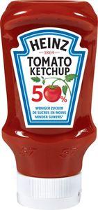 Tomato Ketchup 50% weniger Zucker und Salz 400 ml