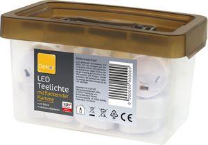 LED Teelichte, 24er