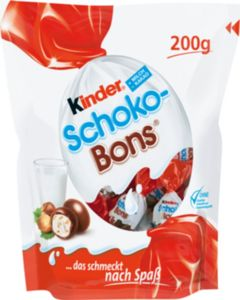 Kinder Schoko Bons Monster-Pack 200g