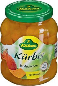 Kühne Kürbis in Stückchen mit Honig, 370ml
