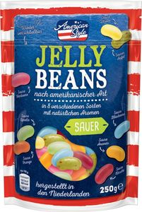 American Style Jelly Beans - sauer