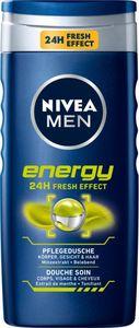 NIVEA MEN Energy Pflegedusche 250 ml