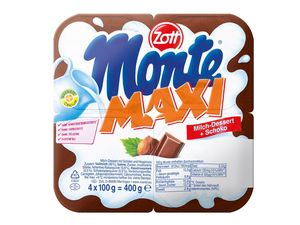 Zott Monte Maxi/ Black and White