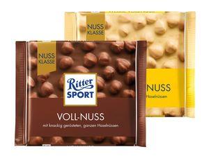 Ritter Sport Nuss Klasse