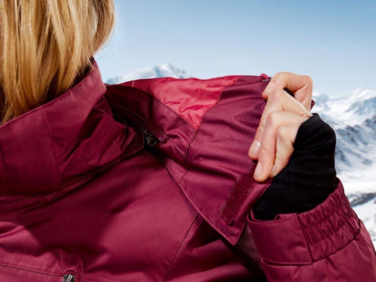Bild 5 von CRIVIT® Damen Skijacke