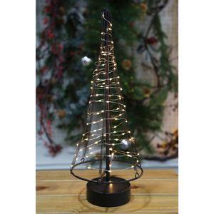 Draht-Weihnachtsbaum 42cm