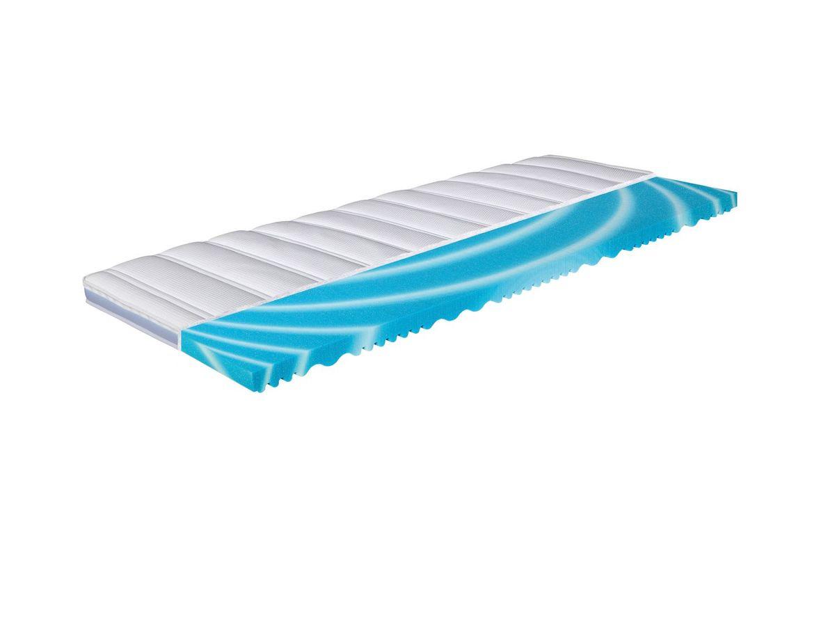 Bild 1 von Hn8 Schlafsysteme 7-Zonen Geltouch-Matratzentopper Surf 100