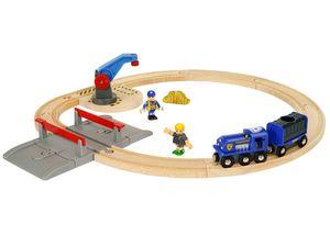 BRIO World 33812 Polizei Goldtransport-Set