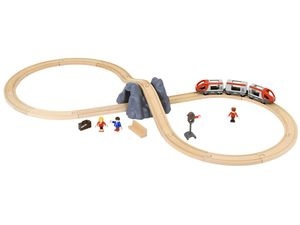 BRIO World 33773 Eisenbahn Starter Set A