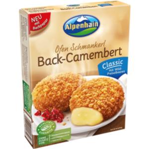Alpenhain Backkäse-Spezialitäten