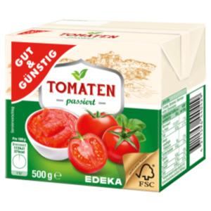 Gut & Günstig Tomaten passiert