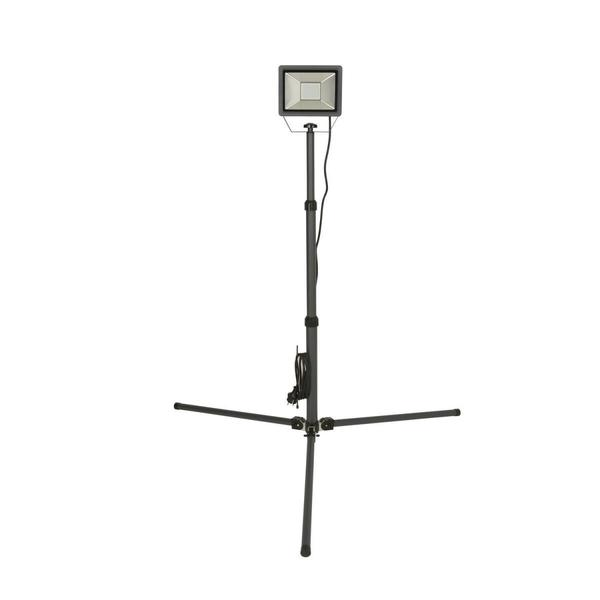 UNITEC                 LED Stativ-Strahler, 30W, 2400lm, anthrazit