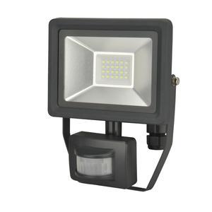 UNITEC                 LED Wand-Strahler, Bewegungsmelder, 20W, 1600lm, anthrazit