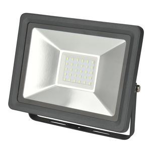 UNITEC                 LED Wand-Strahler, 30W, 2400lm, anthrazit