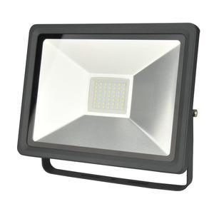 UNITEC                 LED Wand-Strahler, 50W, 4000lm anthrazit