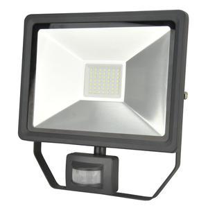 UNITEC                 LED Wand-Strahler, Bewegungsmelder, 50W, 4000lm, anthrazit