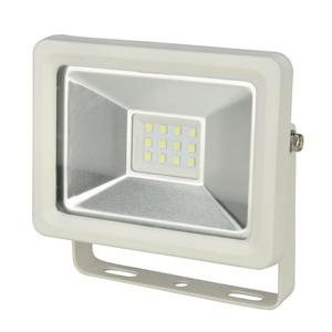 UNITEC                 LED Wand-Strahler, 10W, 800lm, weiss
