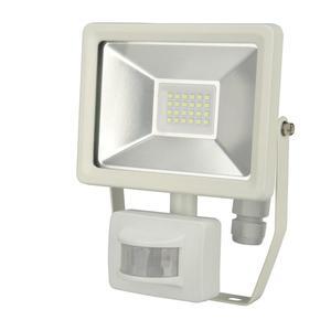 UNITEC                 LED Wand-Strahler, Bewegungsmelder, 20W, 1600lm, weiss