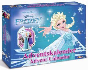 Die Eiskönigin - Adventskalender 2018