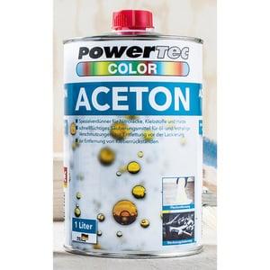 Powertec Color Aceton 1 Liter