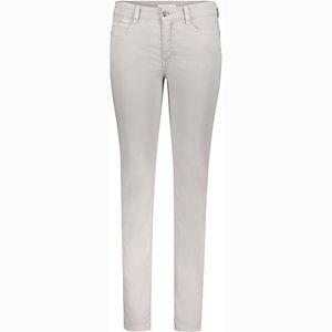 Mac Damen Jeans, Feminine Fit, aluminium, 40/L32
