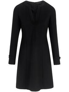 Jersey-Kleid Strenesse schwarz