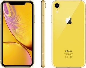 Apple iPhone XR (64GB) gelb