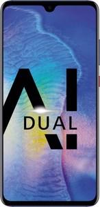 Huawei Mate20 Dual-SIM Smartphone midnight blue