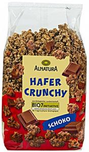 Alnatura Bio Hafer Crunchy mit Schoko 750 g