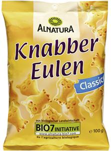 Alnatura Knabber Eulen Classic 100 g