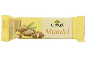 Alnatura Bio Mandel Riegel 75 g