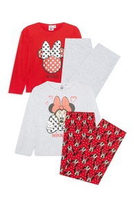 """90 Jahre Micky"" Pyjamaset, 2er-Pack"