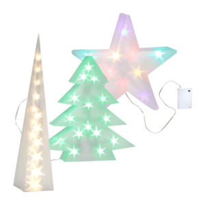 LIGHTZONE     LED-Hologrammfigur