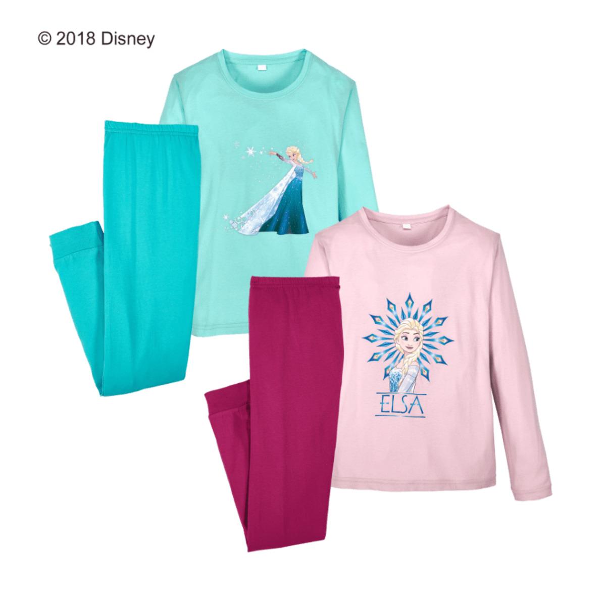 Bild 1 von Die Eiskönigin Schlafanzug