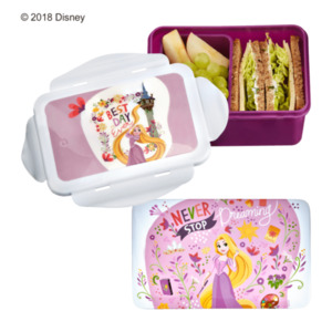 Disney Prinzessin Brotdose / Brettchen