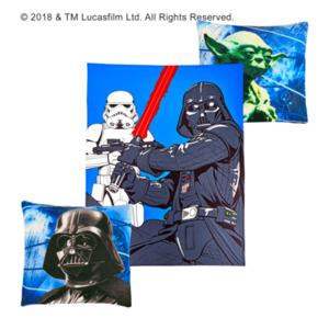 Star Wars Fleecedecke / Kissen