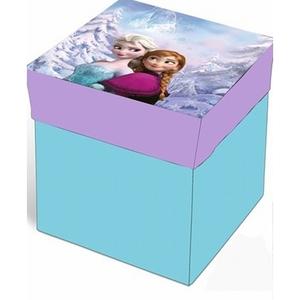 Disney Die Eiskönigin - Sitzbox Anna & Elsa, blau