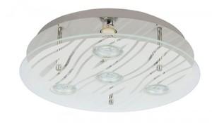 TrendLine LED Deckenleuchte Lyon I ,  4-flammig, chrom