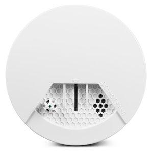 MEDION Smart Home Sparpaket - 2 x Rauchmelder P85706, nimmt Rauch wahr, als Sirene einsetzbar