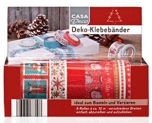 CASADeco Deko-Klebebänder