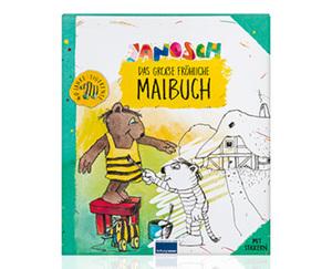 """JANOSCH Buchreihe """"Janosch"""""""